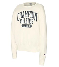 Champion® Heritage Fleece Crew Sweatshirt