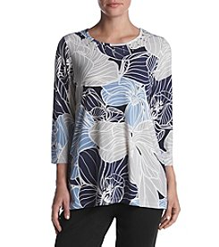 Alfred Dunner® Floral Tunic