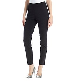 Briggs New York® Skinny Pull-On Pants