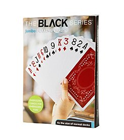 Black Series Jumbo Playing Cards