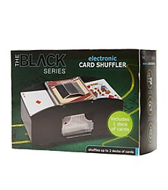 Black Series Electronic Card Shuffler