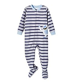 Carter's Baby Boys' 2T-4T One Piece Striped Yeti Sleep & Play