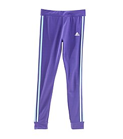 adidas Girls' 8-16 Cozy Cuffed Tights