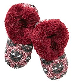 Fuzzy Babba® Teddy Fur Cat Slipper Socks