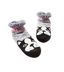 Fuzzy Babba® Cozy Warmer Dog Slippers