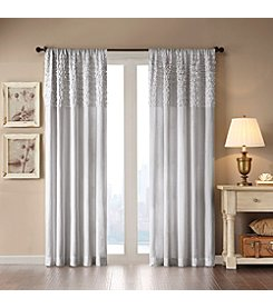 Madison Park™ Bessie Cotton Horizontal Ruffle Curtain