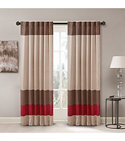 Madison Park™ Tradewinds Polyoni Pintuck Window Curtain