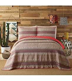 Jessica Simpson Zarape Quilt Collection