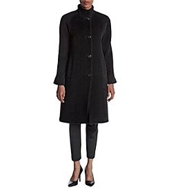 Jones New York® A-Line Wool Coat