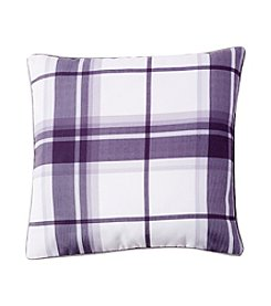 Laura Ashley Highland Check Decorative Pillow