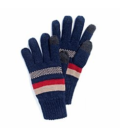 MUK LUKS® Men's Basic Texting Gloves