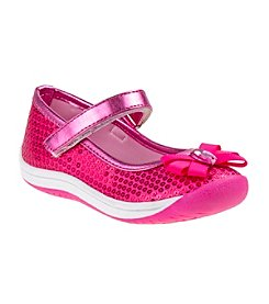 Laura Ashley® Girl's Mary Jane Flats