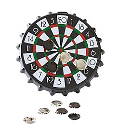 Cheer Bottle Cap Dart Board