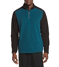 Exertek Men's Colorblocked Microfleece Pullover