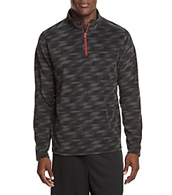 Exertek Men's Printed Microfleece Pullover