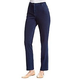 Alfred Dunner® Petite Short Gypsy Denim Pants
