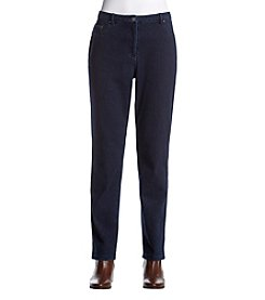 Alfred Dunner® Petites' Gypsy Denim Pants