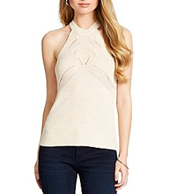 Jessica Simpson Elzy Sweater Tank Top
