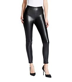 Jessica Simpson Faux Leather Leggings