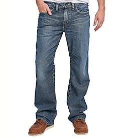Silver Jeans Co. Men's Craig Bootcut Stretch Jeans