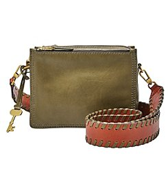 Fossil® Campbell Rosemary Crossbody