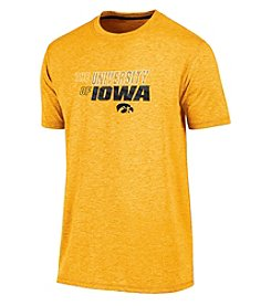 Champion® NCAA® Iowa Hawkeyes Men's Short Sleeve Touchback Tee