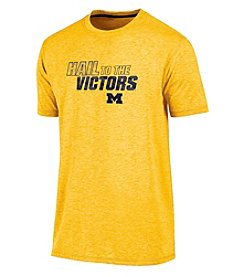 Champion® NCAA® Michigan Wolverines Men's Short Sleeve Touchback Tee