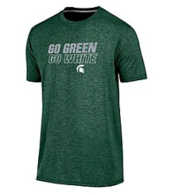Champion® NCAA® Michigan State Spartans Men's Short Sleeve Touchback Tee