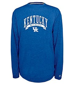 Champion® NCAA® Kentucky State Men's In Pursuit Long Sleeve Crew Neck