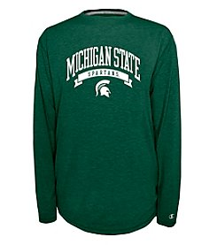 Champion® NCAA® Michigan State Men's In Pursuit Long Sleeve