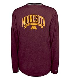 Champion® NCAA® Minnesota State Men's In Pursuit Long Sleeve