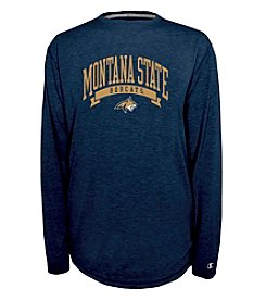 Champion® NCAA® Montana State Men's In Pursuit Long Sleeve