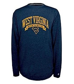 Champion® NCAA® West Virginia Men's In Pursuit Long Sleeve