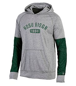 Champion® NCAA® North Dakota State Bison Men's Long Sleeve Colorblocked Split Hoodie