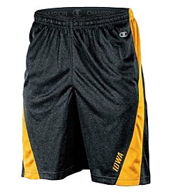 Champion® NCAA® Iowa Men's First And Ten Shorts