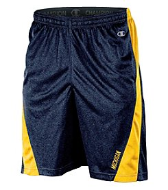 Champion® NCAA® Michigan Men's First and Ten Shorts