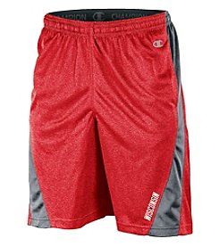 Champion® NCAA® Wisconsin State Men's First and Ten Shorts