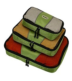 Rockland® Set of 3 Packing Cubes