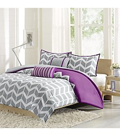 Intelligent Design Nadia Duvet Set