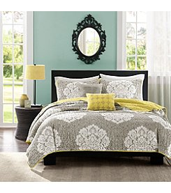 Intelligent Design Tanya Coverlet Set