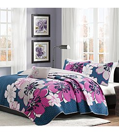 Mi Zone Allison Coverlet Set