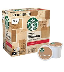 Keurig® Starbucks® Toasted Graham 16-ct. K-Cup Pods