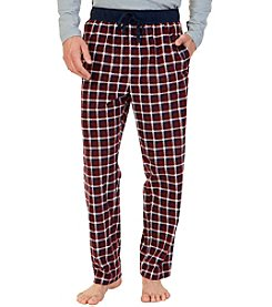 Nautica Men's Lightweight Sueded Fleece Lounge Pants