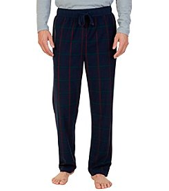 Nautica Men's Lightweight Suede Fleece Lounge Pants
