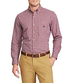 Chaps® Big & Tall Men's Easycare Button Down