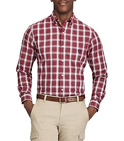Chaps® Men's Big & Tall Easycare Button Down