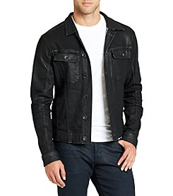 William Rast Denim Trucker Jacket