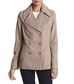 Rampage® Cailee Solid Peacoat