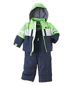 London Fog® Baby Boys' 12M-24M Jacket with Snowpants