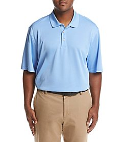 Van Heusen Men's Big & Tall Three-Button Polo